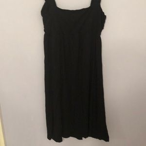Lucy Love Dresses - Lucy Lucy Love black dress/cover up
